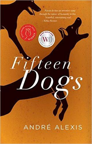 FIFTEEN DOGS - BOOK