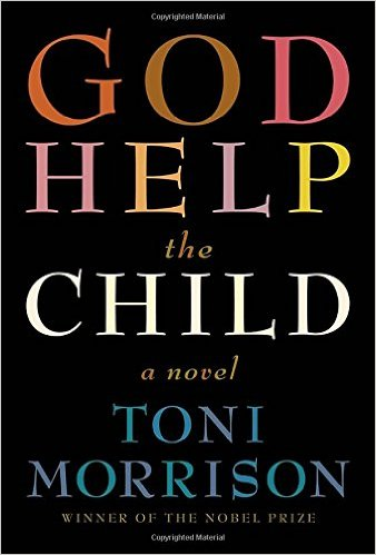 GOD HELP THE CHILD - BOOK