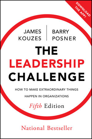 THE LEADERSHIP CHALLENGE - BOOK
