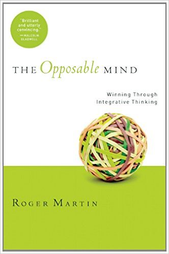 THE OPPOSABLE MIND - BOOK
