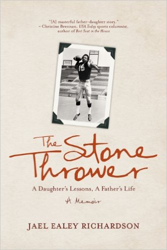 THE STONE THROWER - BOOK